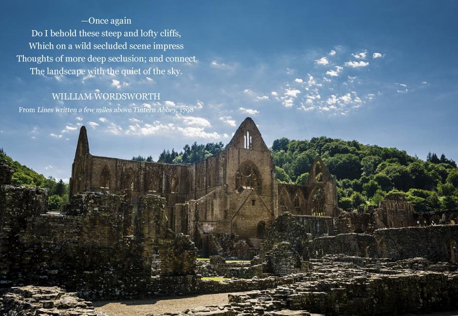 tintern abbey full poem